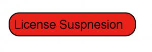 California License Suspension