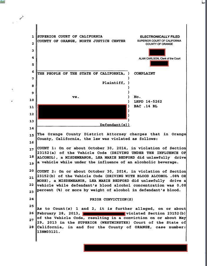 First Court Date