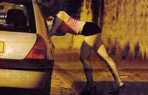 Prostitution Ticket in California