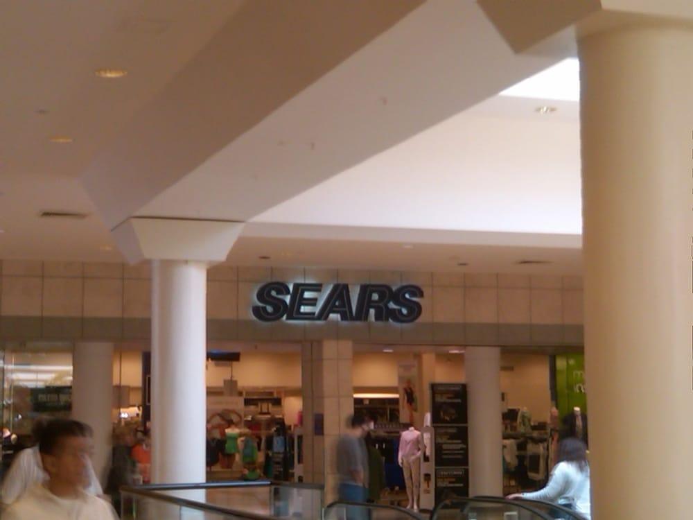Shoplifting at Sears South Coast Plaza