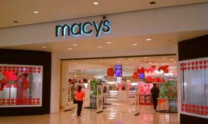Shoplifting at Macy's South Coast Plaza