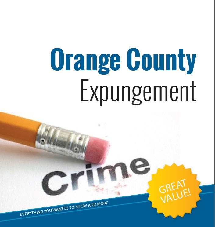 Orange County Expungment Report